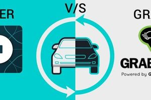 Uber Đông Nam Á chính thức 'kết hôn' với Grab