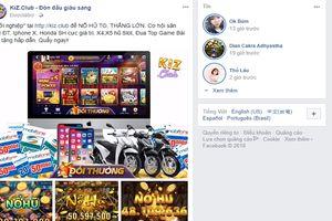 Nhân vụ công an bảo kê đánh bạc: Dạo một vòng các sới bạc online