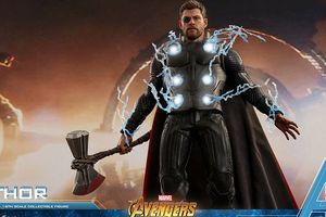 Thần sấm Thor lên đường tìm vũ khí mới trong 'Avengers 3'?