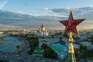 100 năm sau ngày Nga dời đô từ St. Petersburg đến Moscow