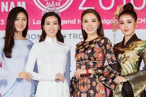 Dàn Hoa hậu, Á hậu Việt Nam rạng rỡ hội ngộ