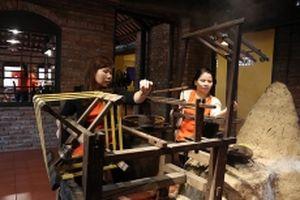 Quảng Nam phát triển nghề trồng dâu nuôi tằm, ươm tơ dệt lụa