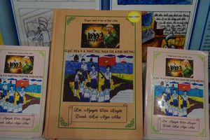 Học sinh lớp 8 làm truyện tranh về Gạc Ma nhận giải quốc gia