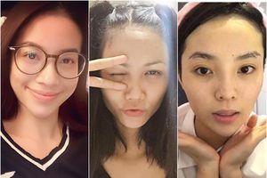 Dàn hoa hậu hot nhất Việt Nam khoe mặt mộc, ai mới xứng đáng dành ngôi vương?