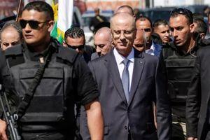 Âm mưu ám sát Thủ tướng Palestine nhằm phá hoại hòa giải Fatah-Hamas?