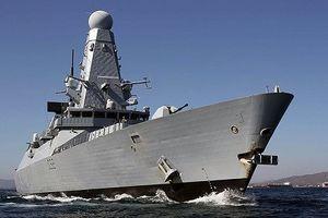 Ngạc nhiên chiến hạm phòng không 'khủng' nhất ở châu Âu