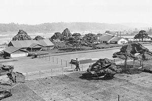 Tận mục thị trấn 'ma' kỳ lạ của Mỹ thời Thế chiến II