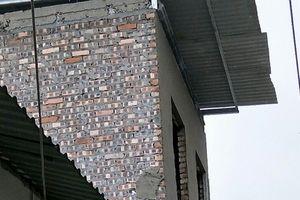 Sau khi báo phản ánh, nhà trái phép vẫn hoàn thiện – UBND xã Tân Triều vẫn… đợi!?