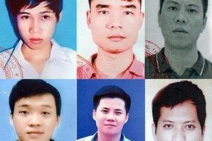 Truy nã 9 người trong đường dây đánh bạc của ông Nguyễn Thanh Hóa