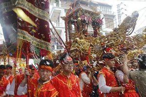 Độc đáo lễ hội đền Kỳ Cùng - Tả Phủ ở Lạng Sơn
