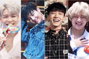 4 thế hệ idol nam Kpop khiến fan 'ngất lịm' mỗi khi khoe mắt cười