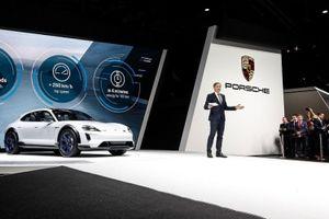 Porsche sẽ đầu tư hơn 6 tỷ Euro vào xe điện