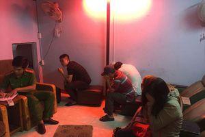TP Hồ Chí Minh: Đột kích cơ sở massage kích dục với giá 500.000 ngàn đồng