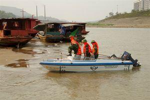 Tìm thấy thi thể nạn nhân cuối cùng trong vụ đuối nước ở sông Hồng