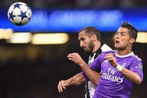 Juventus vui mừng chào đón Real Madrid