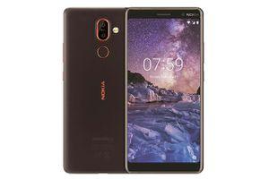 Chi tiết Nokia 7 Plus: Màn hình FullView, chip S660, camera kép