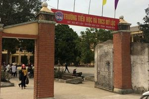 Thanh Hóa: Học sinh lớp 1 tử vong bất thường tại lớp học