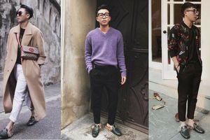 Stylist hàng đầu Việt Nam trổ tài phối đồ 'siêu ngọt': 1 đôi giày với hơn chục trang phục