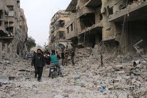 Quân đội Syria kiểm soát được 70% khu vực Đông Ghouta