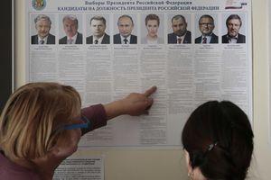 Tổng thống Putin sẽ tái đắc cử?