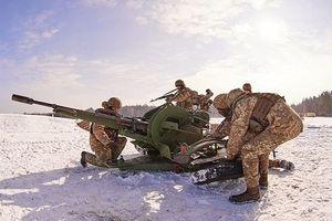 Tuyên bố 'từ' Nga, Ukraine vẫn chăm chăm dùng vũ khí Liên Xô