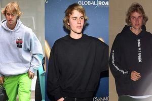 Hậu chia tay Selena Gomez, Justin Bieber tàn tạ đến đau lòng với mái tóc 'bụi đời' nhếch nhác