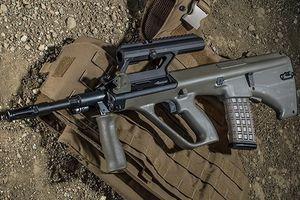 Những súng trường tấn công bullpup tối tân nhất thế giới