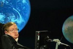 Những ngày cuối đời, GS Hawking hé lộ vũ trụ song song