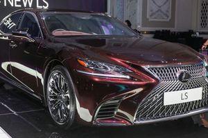 Xe sang Lexus LS 2018 'chốt giá' 4,6 tỷ đồng tại Malaysia