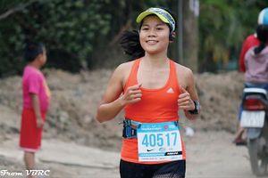 Tận hưởng niềm vui trên từng bước chạy