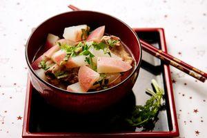 Những món ăn ngon chế biến từ củ cải trắng