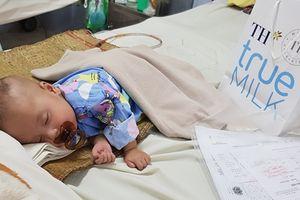 Quỹ Vì tầm vóc Việt hỗ trợ mổ tim miễn phí cứu bé 3 tháng tuổi