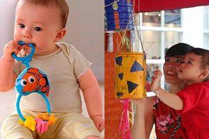 Chuyên gia gợi ý mẹ thông thái cách chọn đồ chơi cho trẻ