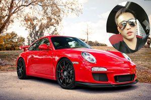 Siêu xe 14 tỷ Porsche 911 của ông Nguyễn Quốc Cường có gì lạ?