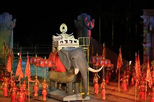'Ký ức Hội An' được tái hiện tại chương trình nghệ thuật biểu diễn thực cảnh lớn nhất Việt Nam