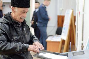 'Crimea tham gia bầu cử Tổng thống Nga - Thông điệp gửi phương Tây'
