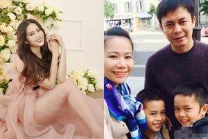Trước nghi án chồng có tình mới, vợ đại gia kim cương Chu Đăng Khoa lộ chuyện bị tự kỷ