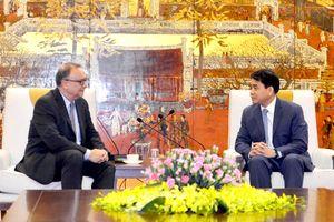 Tăng cường xúc tiến thương mại kinh tế giữa Peru và Hà Nội