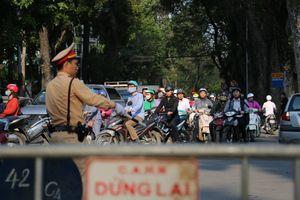 Danh sách các tuyến đường cấm khu vực tổ chức lễ tang nguyên Thủ tướng Phan Văn Khải
