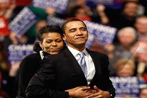 Chuyện tình giờ mới kể của vợ chồng cựu Tổng thống Obama