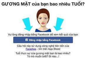 Người dùng Facebook Việt Nam đang 'tự nguyện' cung cấp dữ liệu cá nhân