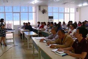 Đào tạo chung nguồn Thẩm phán, Kiểm sát viên, Luật sư: Mô hình đào tạo mới ở Việt Nam