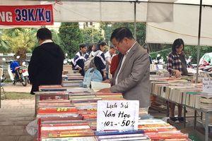 Khai mạc Lễ hội Sách đồng giá 1k lớn nhất 2018