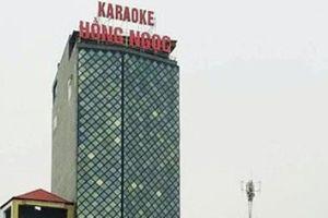 Phát hiện nhiều người nghi sử dụng ma túy tại quán karaoke Ruby