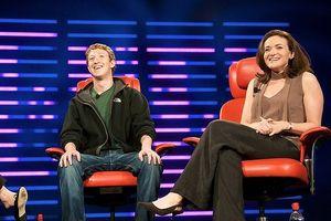 Sheryl Sandberg - Người phụ nữ quyền lực nhất Facebook là ai?