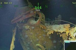 Phát hiện xác tàu chiến cùng 700 lính Mỹ ở Thái Bình Dương