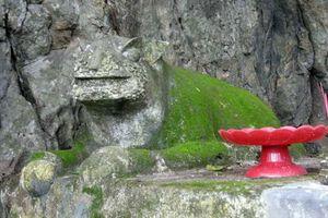 Kỳ bí chuyện cọp trắng khổng lồ được thờ phụng ở Phú Yên