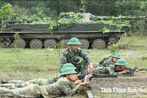 Bất ngờ Lục quân VN vẫn sử dụng 'lão tướng' Type 67
