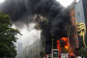 Sắp xét xử trở lại vụ cháy quán karaoke khiến 13 người thiệt mạng