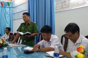 Công an thông tin vụ đôi nam nữ tử vong trong phòng trọ ở Tiền Giang